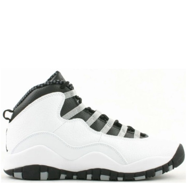 Rent Jordan 10 Retro Steel Grey (2005) sneaker