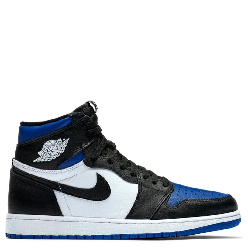 Rent Jordan 1 Retro High Royal Toe sneaker