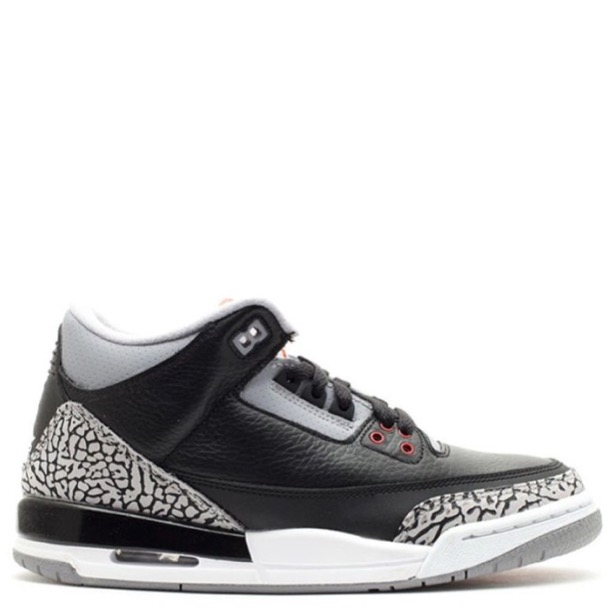 Rent Jordan 3 Retro Black Cement (2011) sneaker