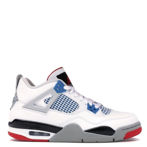 Rent Jordan 4 Retro What The sneaker