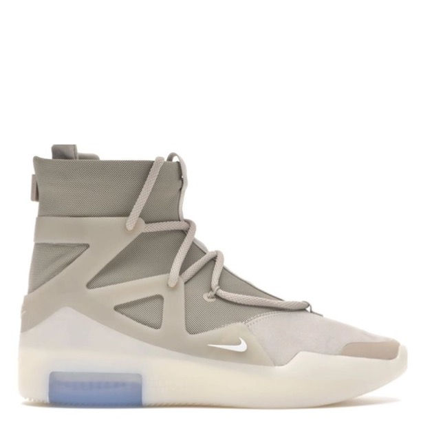 Rent Nike Air Fear of God 1 Oatmeal sneaker