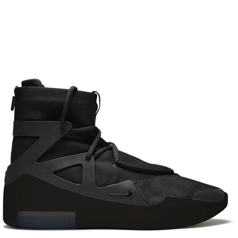 Rent Nike Air Fear of God 1 Triple Black sneaker