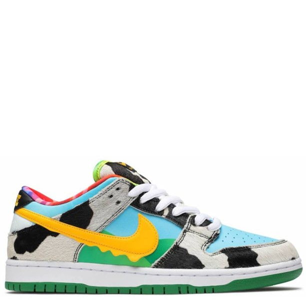 Rent Nike SB Dunk Low Ben & Jerry's Chunky Dunky sneaker